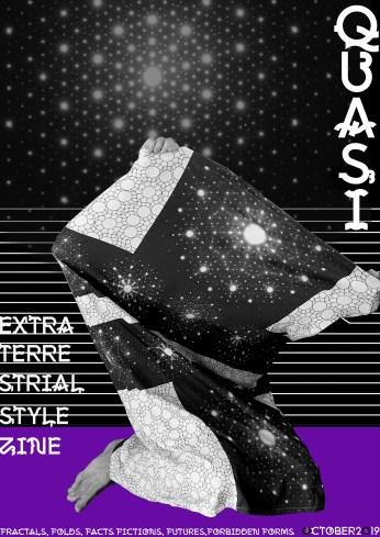 QUASI Style Zine cover page_Johanna Poethig