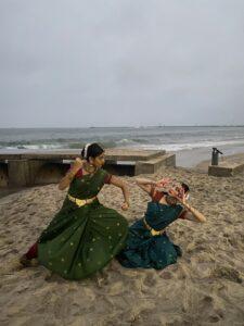 Aakansha and Malini 2