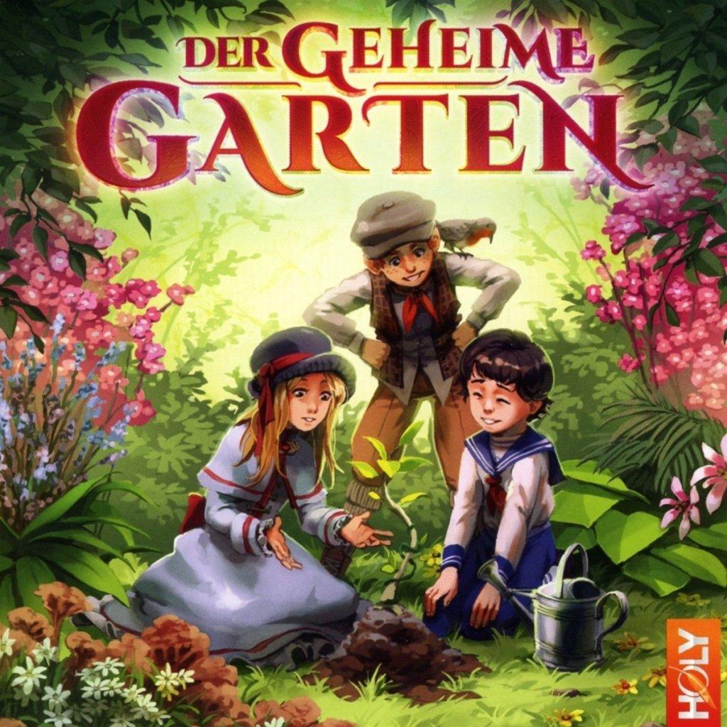 Cover Der geheime Garten
