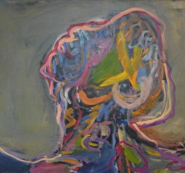 oil on canvas 60x50