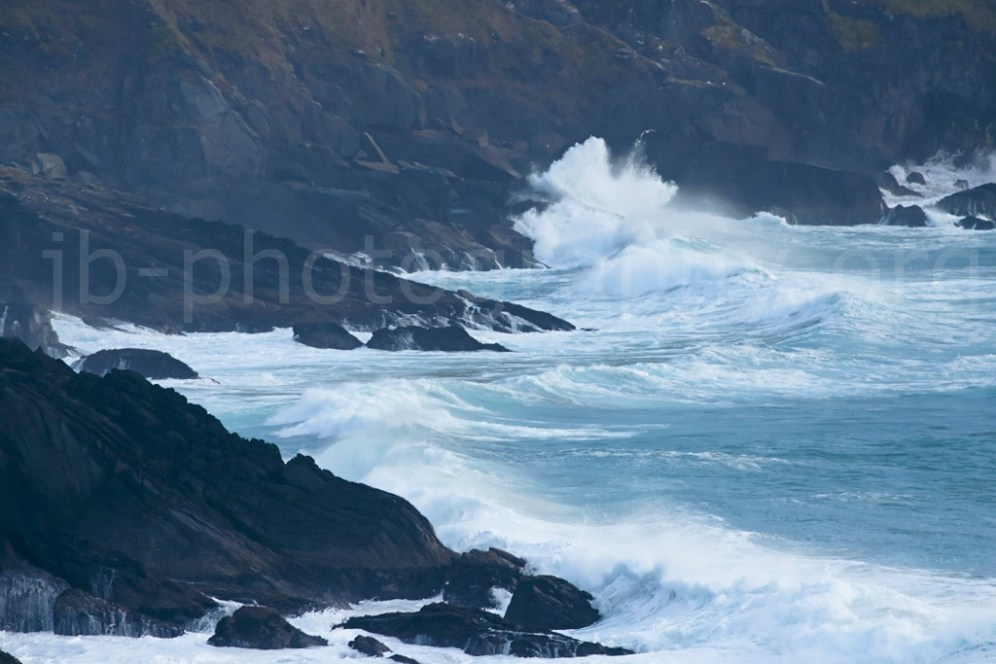 Slea Head on a stormy day