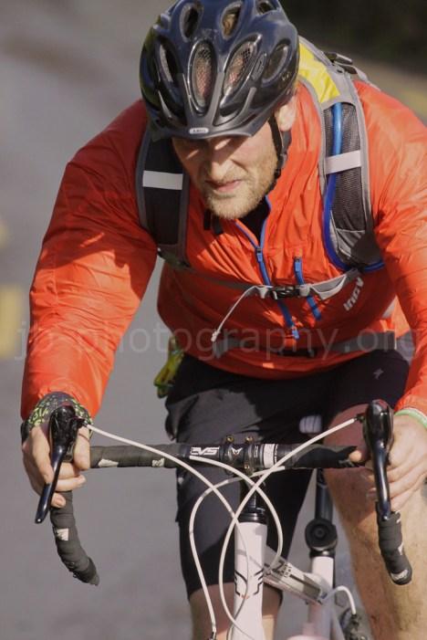 Racing up to the Gap of Dunloe
