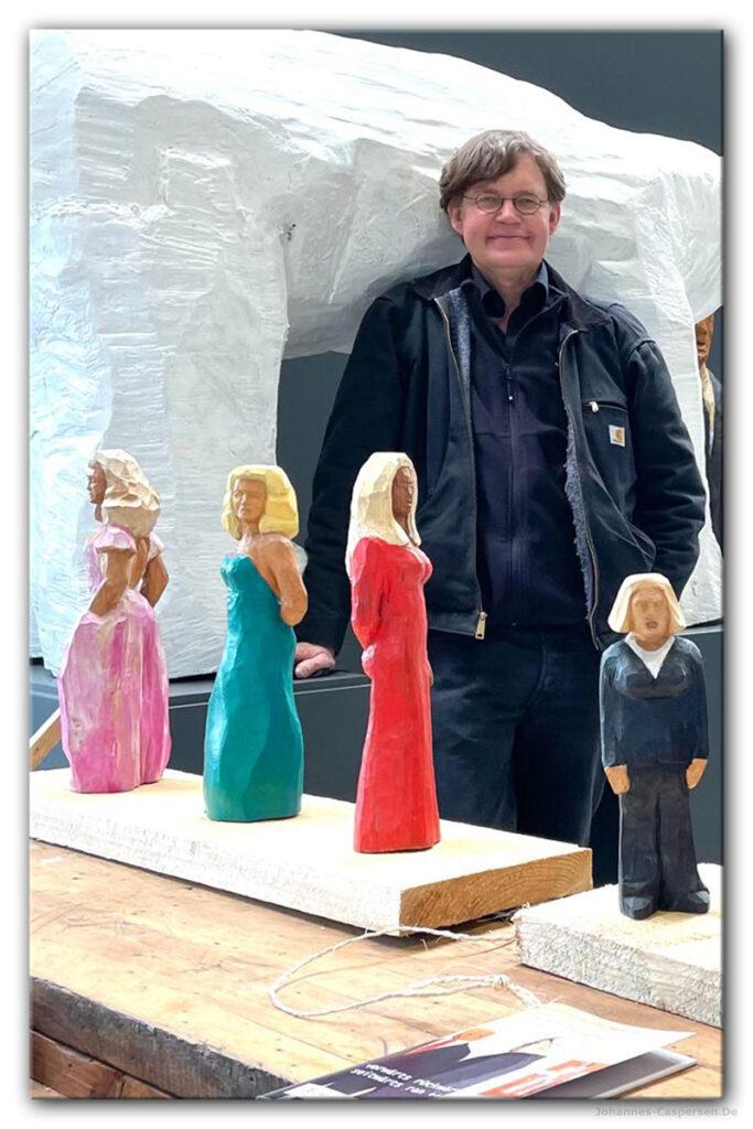 2021 Bildhauer Johannes Caspersen