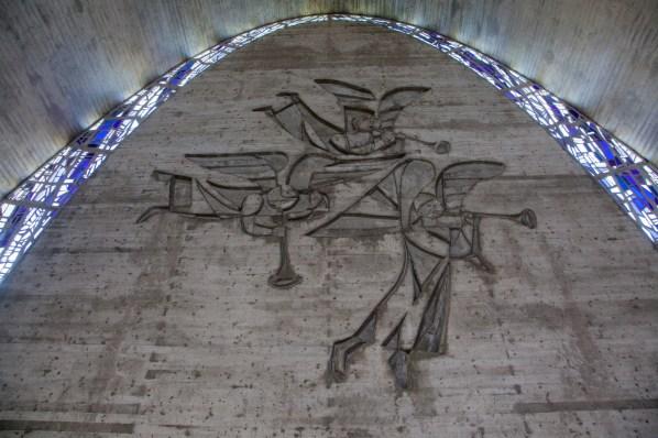 Südfriedhof nach oben