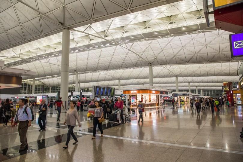 Flughafen Hong Kong