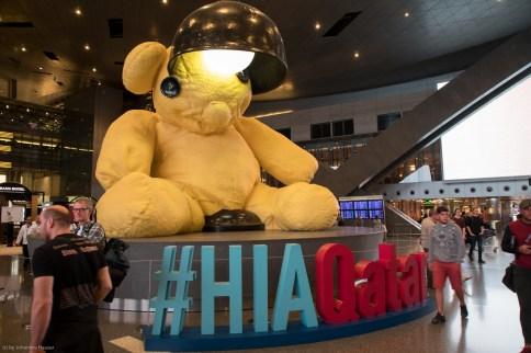 Flughafen Doha