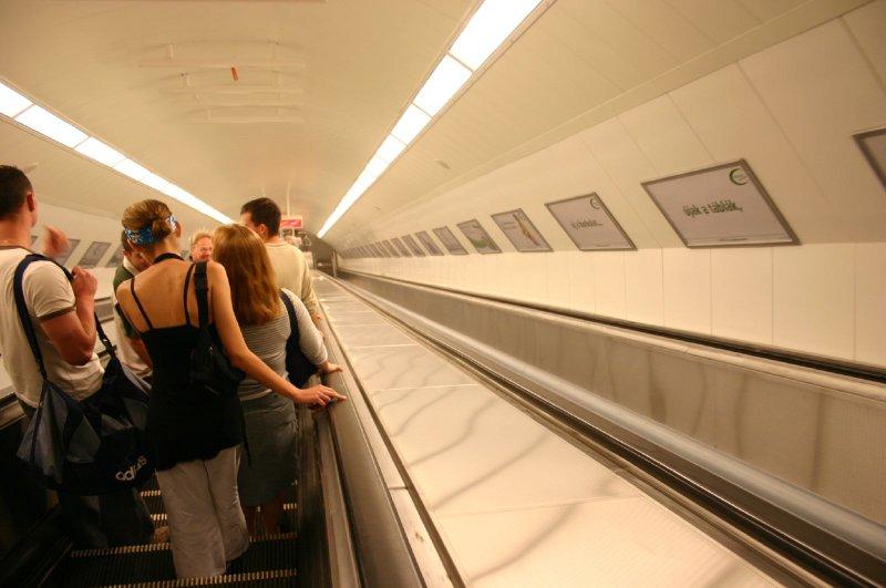 U-Bahn Budapest