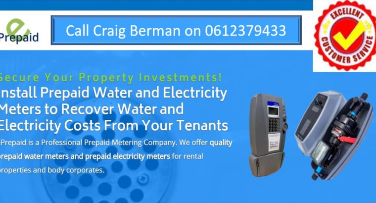 Secure your property investment Craig Flyer