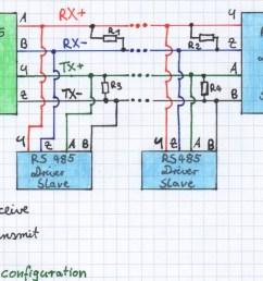 rs485 full duplex communication [ 1240 x 881 Pixel ]