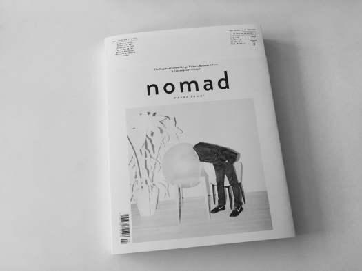 nomad magazin ausgabe 3 cover