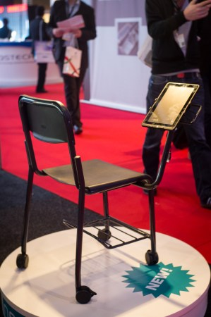 Tablet Chair