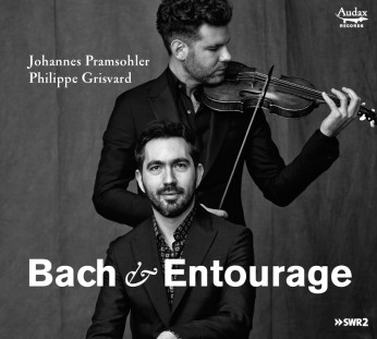 Bach & Entourage: Sonatas for Violin and Basso continuo