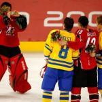 Svenska Ishockeyförbundet. SDHL. Gubbar. Och den där jämställdheten.