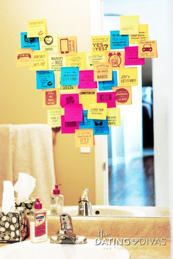 Sexy-Sticky-Notes-On-Mirror
