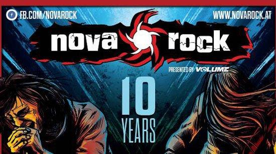 Novarock 2014