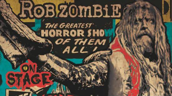 Live DVD Rob Zombie