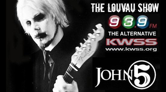 John 5 The Louvau Show