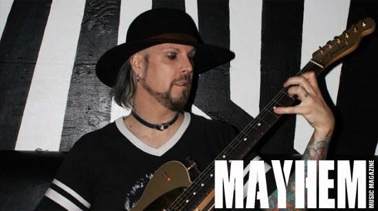 John 5 Mayhem Music Magazine
