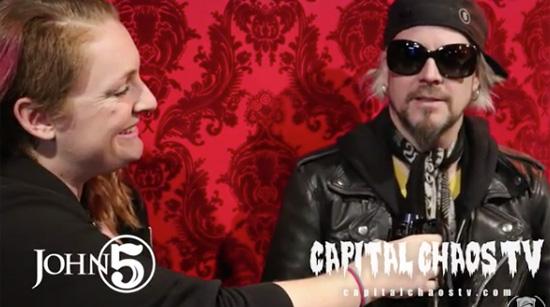 John 5 Capital Chaos