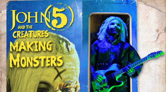 Making Monsters John 5