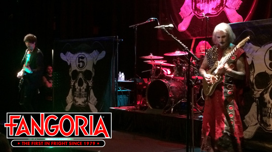 John 5 interview Fangoria