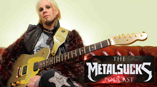 John 5 Metal Sucks Podcast