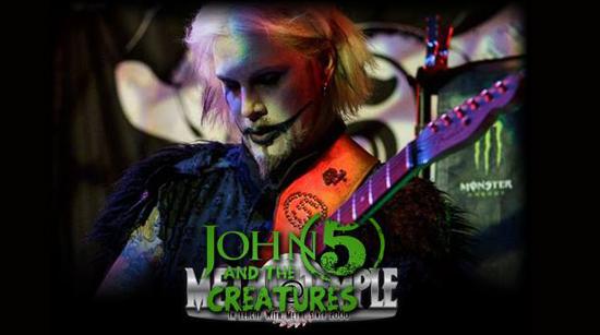 John 5 Metal Temple Interview