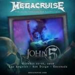 Megacruise Megadeth John 5
