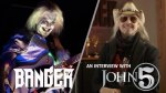John 5 interview BangerTV