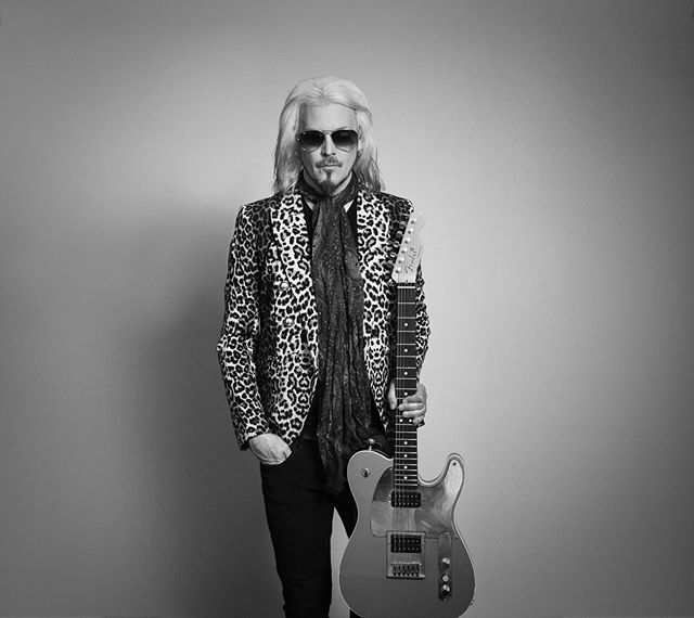 John 5 Photo By Israel Perez Hortal