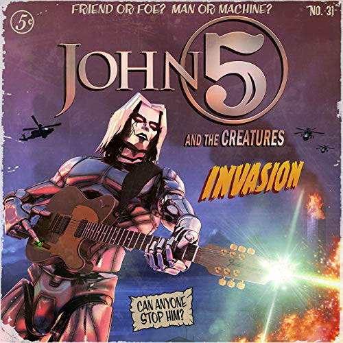 Invasion John 5 and The Creatures