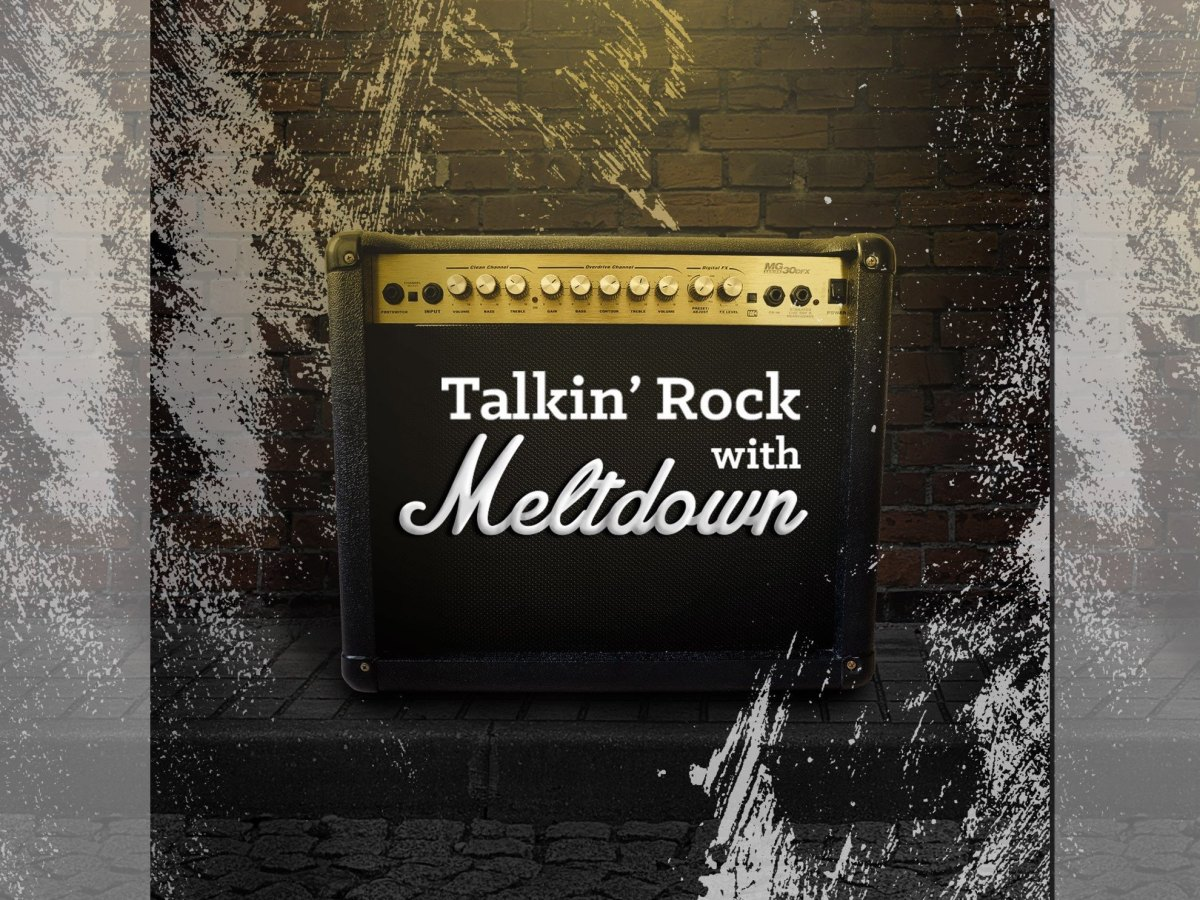 Talkin' Rock Meltdown Podcast John 5 interview