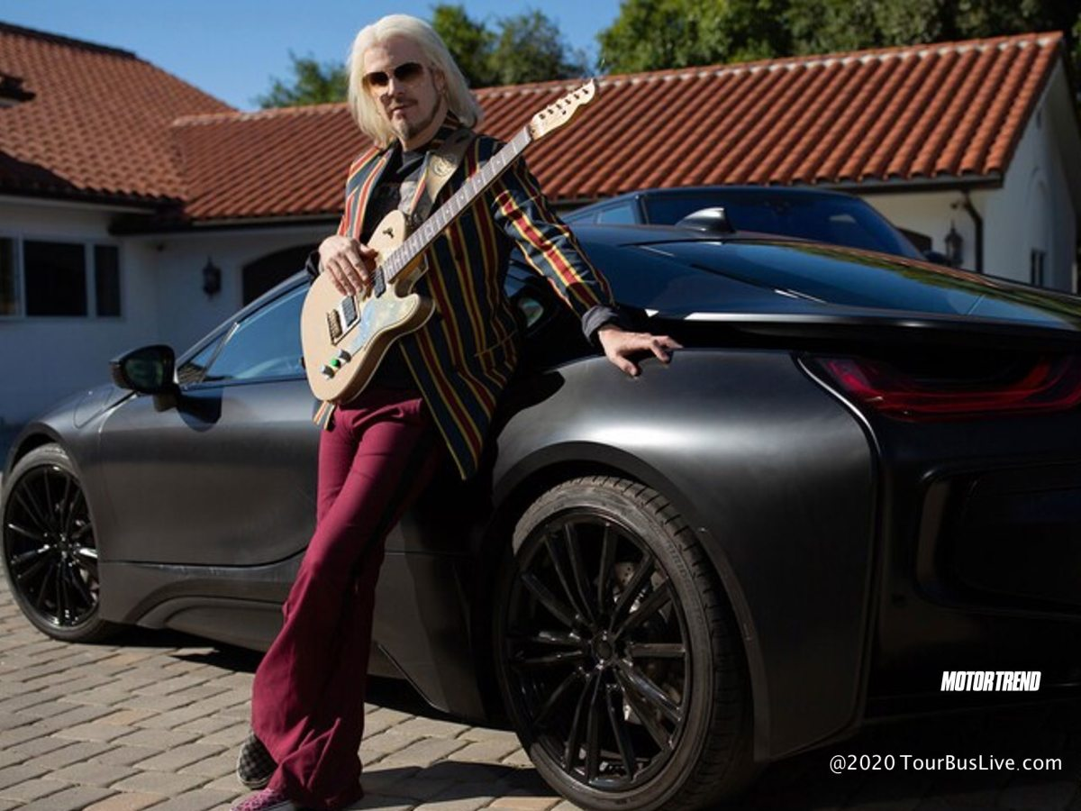 John 5 Interview Motortrend Tour Bus Live