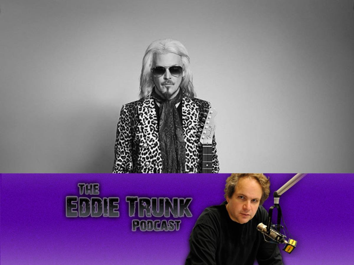 John 5 Eddie Trunk Podcast