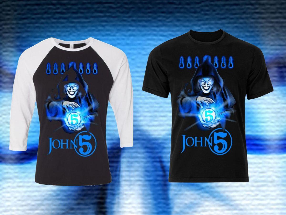 John 5 The Sorcerer shirt merchandise