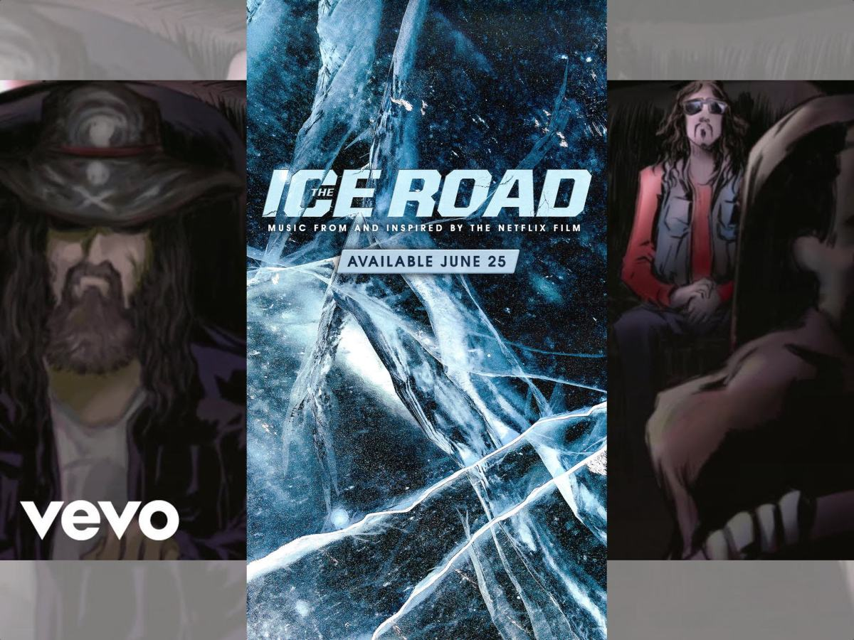 LA Rats I've Been Everywhere music video The Ice Road Netflix