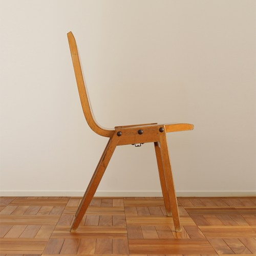 Roland Rainer | Stacking Chair_01_07