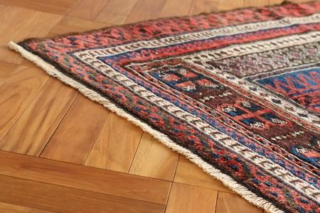 """Baluch Tribal Rug """"mihrab"""" 90×120cm"""