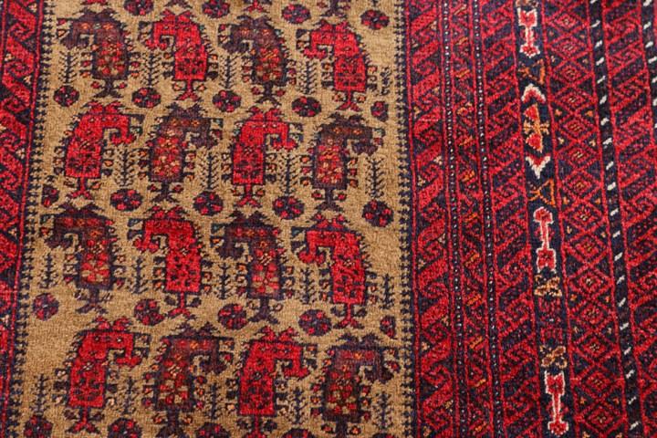 Baluch Tribal Rug 95×176cm_06