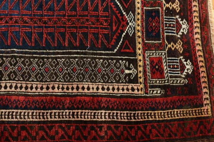 Baluch Tribal Rug 90×120cm_07