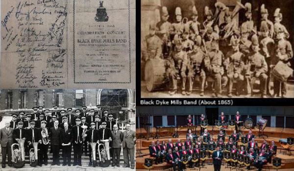 Black Dyke Mill Band