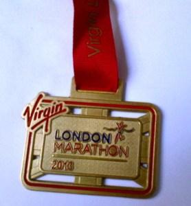 LVM 2013 Medal