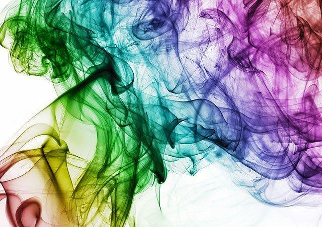 Les couleurs de la magie