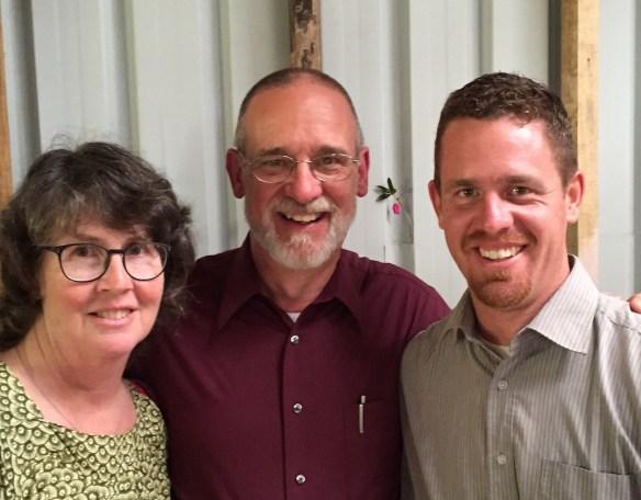 Mom, Dad, & Matt