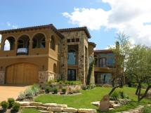 Tuscan Style Home Plans