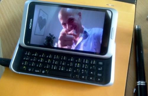 Nokia E7 - John Antonios