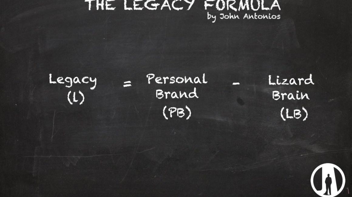Personal Branding on Performance