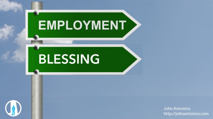 Unemployed … a Blessing in Disguise!