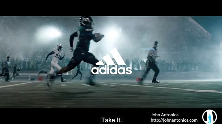 Today is up for Grabs –  Personal Branding Lesson from Adidas