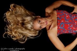 Models-Horizonal Hair